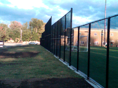 Ball Field Fence